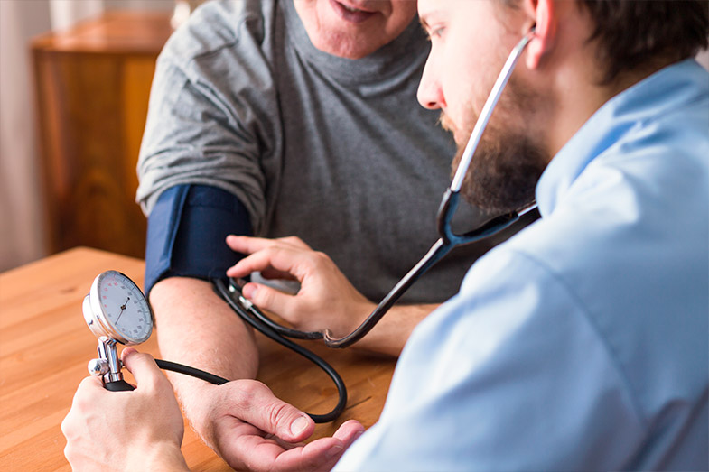 A hipertensão e a perda auditiva