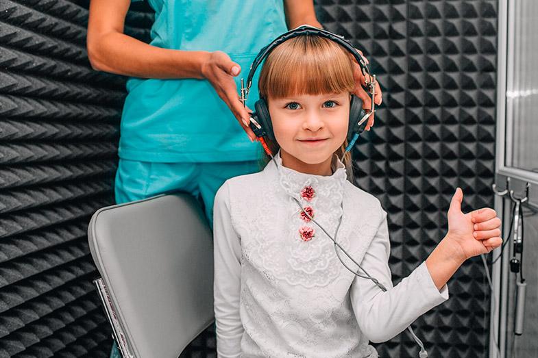 Como funciona a nossa audição?